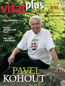 Vital – obálka časopisu