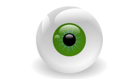 oko ilustrace