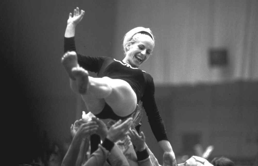 Olympijské hry v Tokiu a další v Mexiku udělaly z Věry Čáslavské hvězdu první velikosti. Znal ji snad každý na zeměkouli. Získala sedm zlatých medailí.