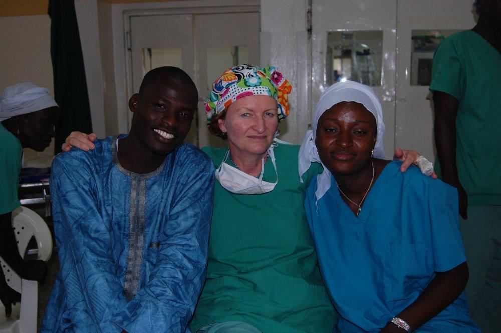 Nigérie. Foto archiv Jany Gruntorádové.