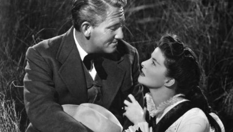 Katharine Hepburnová a Spencer Tracy