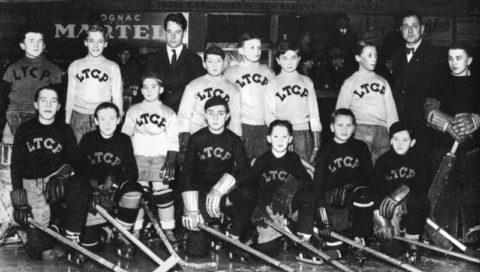 Hokejový tým LTC Praha