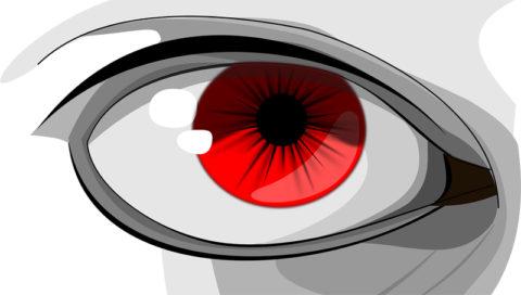 oko červene schema
