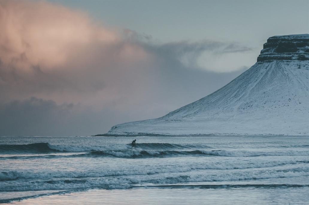Příroda Islandu