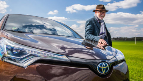 Jaroslav Veis – Toyota C-HR