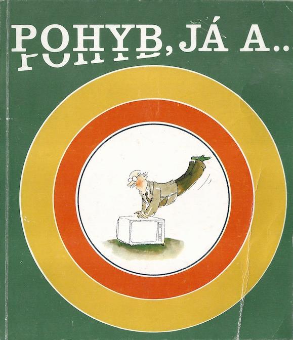 Vladimír Renčín – kniha Pohyb a já