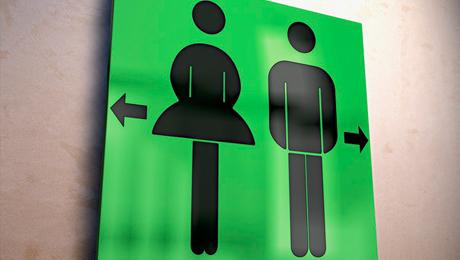 cédule wc záchod