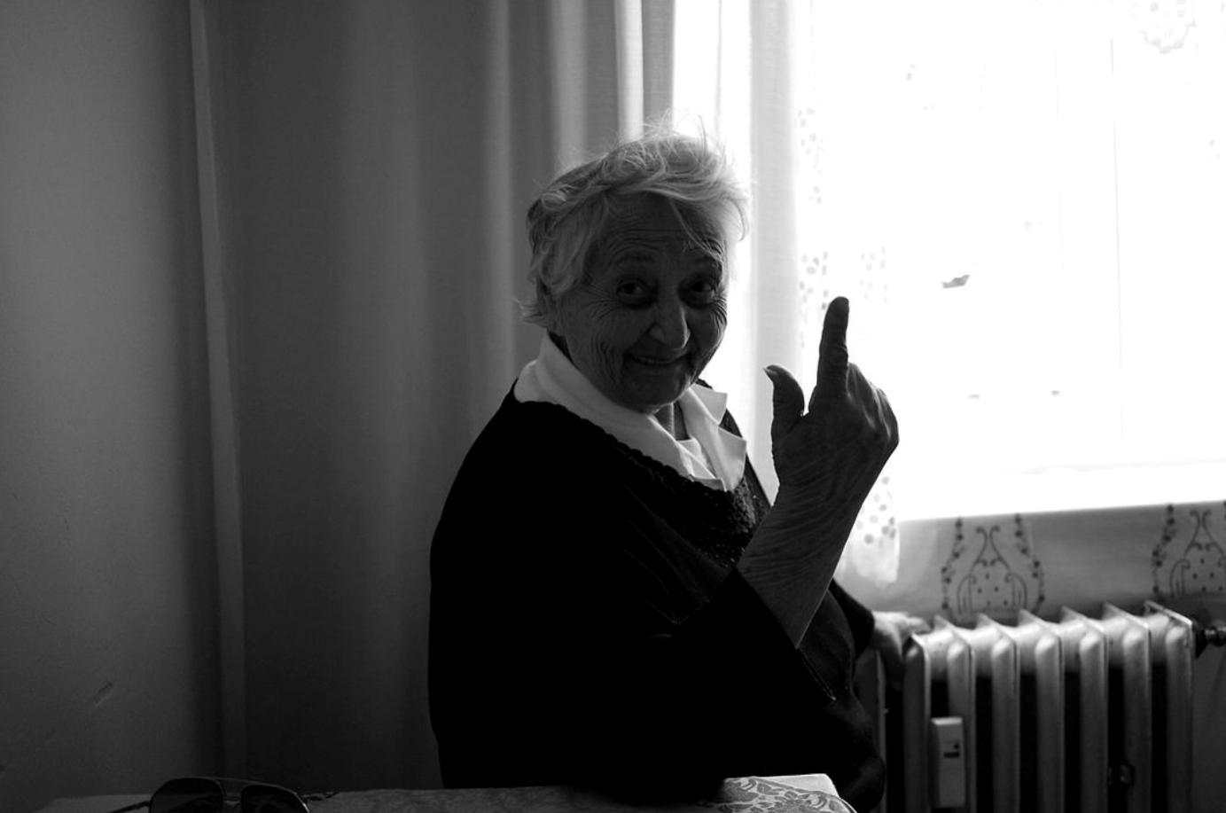 Stará dáma